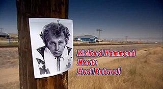 <i>Richard Hammond Meets Evel Knievel</i>