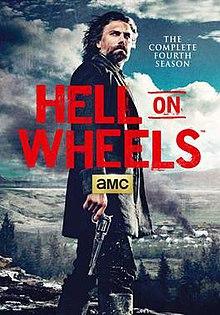 Hell On Wheels Season 4 Dvd Jpg