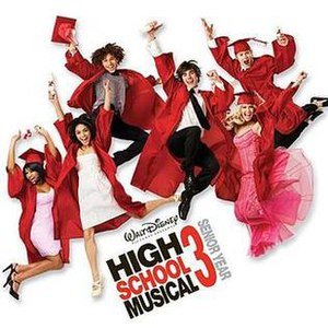 High School Musical 3: Senior Year (soundtrack) - Image: High School Musical 3Soundtrack