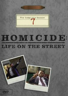 <i>Homicide: Life on the Street</i> (season 7) Season of television series