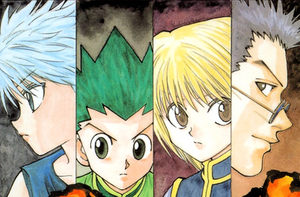 List of Hunter × Hunter characters - Wikipedia