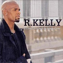 R. Kelly — If I Could Turn Back the Hands of Time (studio acapella)