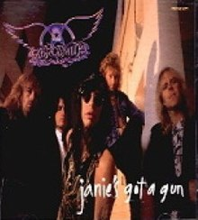 Aerosmith — Janie's Got a Gun (studio acapella)