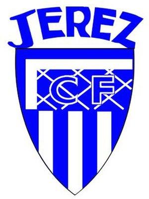 Xerez FC - Shield as Jerez CF