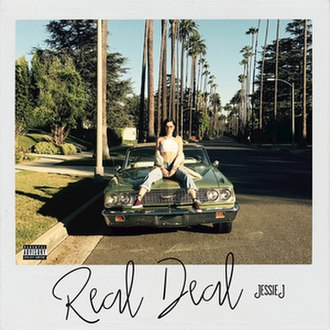 Real Deal (song) - Image: Jessie J Real Deal