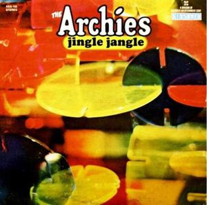 Jingle Jangle (The Archies album) - Image: Jinglealbumjangle