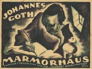 <i>Johannes Goth</i> 1920 film by Karl Gerhardt