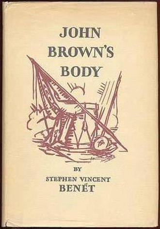 John Brown's Body (poem) - First edition cover  (Doubleday, Doran)
