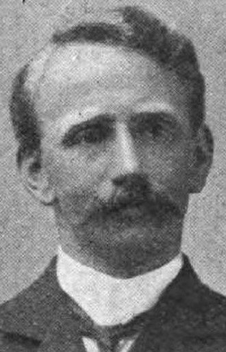 1919 Bothwell by-election - Image: John Robertson
