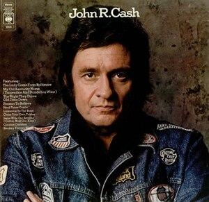 John R. Cash - Image: Johnny Cash John R Cashalbumcover