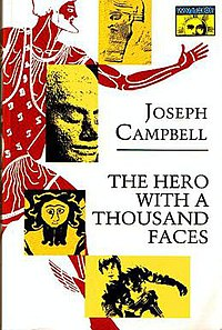 book cover with the image of Hamill near the bottom right corner