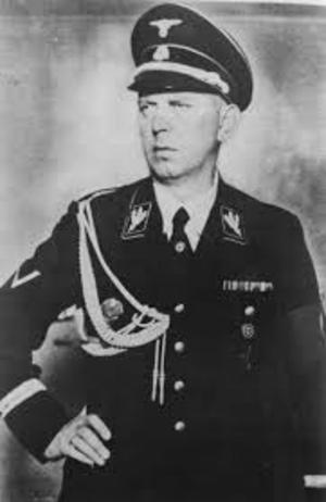 Julius Schaub - Image: Julius Schaub in his adjutant uniform