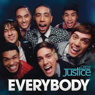 Justice Crew — Everybody (studio acapella)