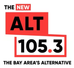 KITS The New Alt 105.3 The Bay's Alternative logo.png