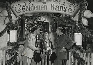 <i>Kissing Is No Sin</i> (1950 film) 1950 film by Hubert Marischka