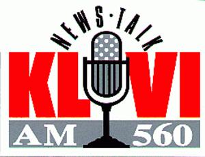 KLVI - Image: Klvilogo