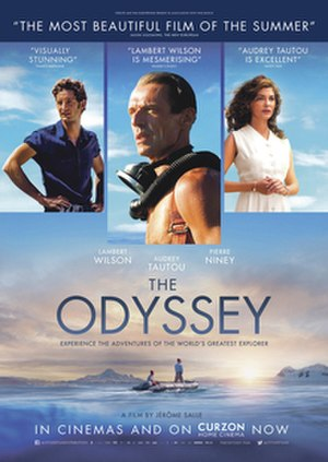 The Odyssey (film) - Film poster