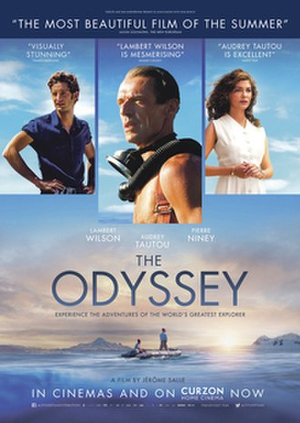 The Odyssey (film) - Film poster