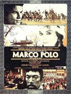 Marco the Magnificent - Image: La Fabuleuse aventure de Marco Polo