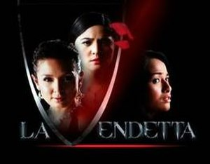 La Vendetta (TV series) - Title card