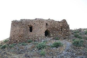 Lambsar Castle - Image: Lambsar fortress