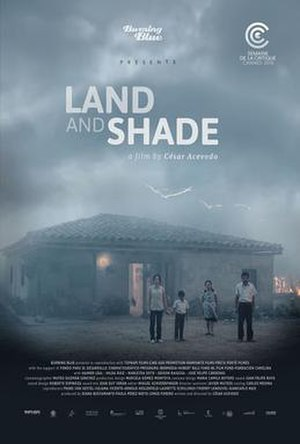 Land and Shade - Theatrical poster
