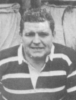 Laurie Gant English RL coach and former rugby league footballer