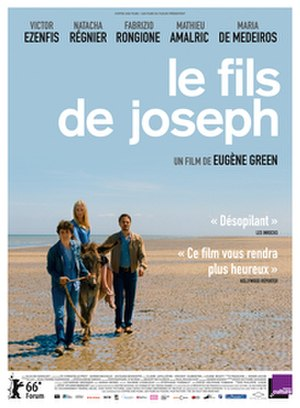 The Son of Joseph - Theatrical release poster
