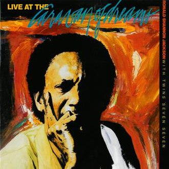 Live at the Caravan of Dreams (Ronald Shannon Jackson album) - Image: Live at the Caravan of Dreams (Ronald Shannon Jackson album)