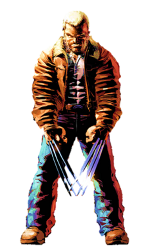 Old Man Logan - Image: Logan (Earth 807128)