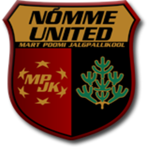 FC Nõmme United - Image: Logo of FC Nõmme United