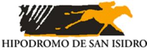 Hipódromo de San Isidro - Image: Logosanisi