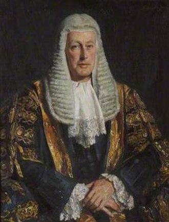 Fergus Morton, Baron Morton of Henryton - Image: Lord Morton of Henryton