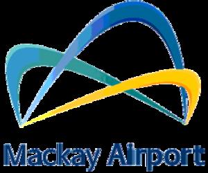 Mackay Airport - Image: Mackay Airport logo
