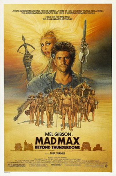 Picture of a movie: Mad Max Beyond Thunderdome