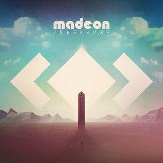 Adventure (Madeon album) - Image: Madeon Adventure