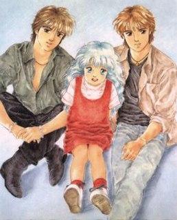 <i>Persia, the Magic Fairy</i> Magical girl media franchise