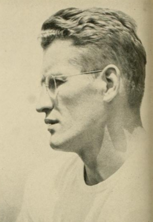 Marshall Glenn - Glenn pictured in The Monticola 1939, West Virginia yearbook
