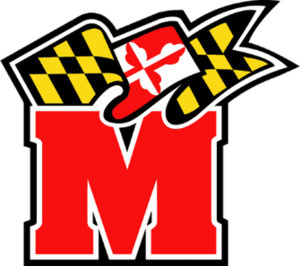 Duke–Maryland men's basketball rivalry - Image: Maryland Terrapins Basketball Logo