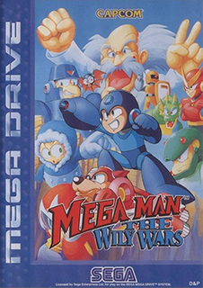 <i>Mega Man: The Wily Wars</i> video game