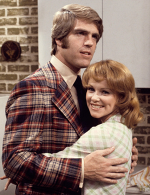 Meredith Lord - Larry (Michael Storm) and Meredith (Benesch), 1971