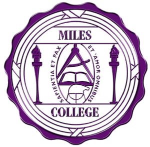 Miles College - Official Miles College seal