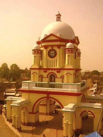 Jamui district - Minto Tower Gidhaur