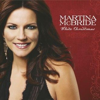 White Christmas (Martina McBride album) - Image: Mm christ 705503 1