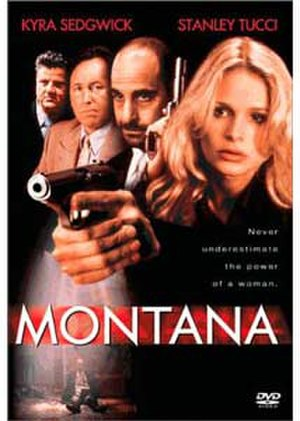 Montana (1998 film) - DVD cover