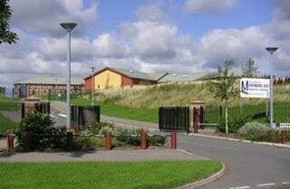 Accrington Academy Academy in Accrington, Lancashire, England