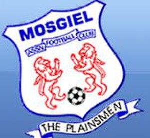 Mosgiel AFC - Image: Mosgiel AFC