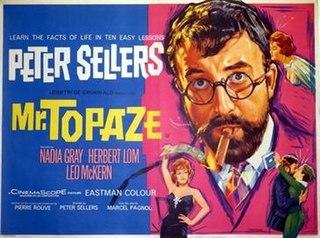 <i>Mr. Topaze</i> 1961 film