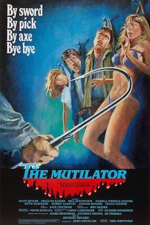 The Mutilator - Image: Mutilatorposter