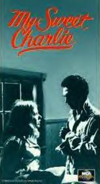 My Sweet Charlie - Videotape cover